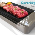 Cartridge Grill, gratarul high-tech al anului