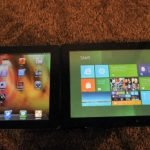 iPad2 iOS 5 vs. tableta Windows 8. Care soft este mai bun?