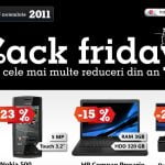 Isteria Black Friday. 700.000 de vizitatori pe emag