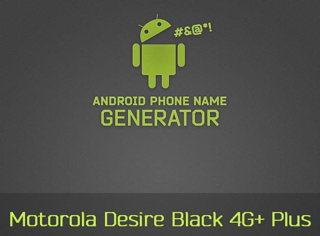 android-phone-name-generator