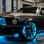Project Detroit. Cum sa transformi un Mustang 1967 intr-un gadget High Tech