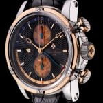 Geograph Rainforest, un ceas spectaculos de la Louis Moinet (VIDEO)