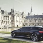 Numero 9. Un concept spectaculos de la Citroen (VIDEO)