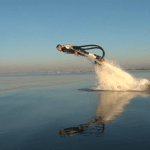 Flyboard. O placa de surf cu adevarat incredibila (VIDEO)