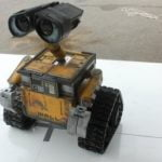 Robotul Wall-E exista in realitate (VIDEO)