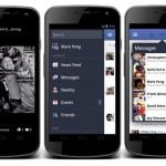 Facebook testeaza o noua aplicatie de Android