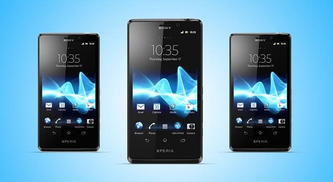 Cel Mai Spectaculos Telefon Sony Xperia T Lansat De