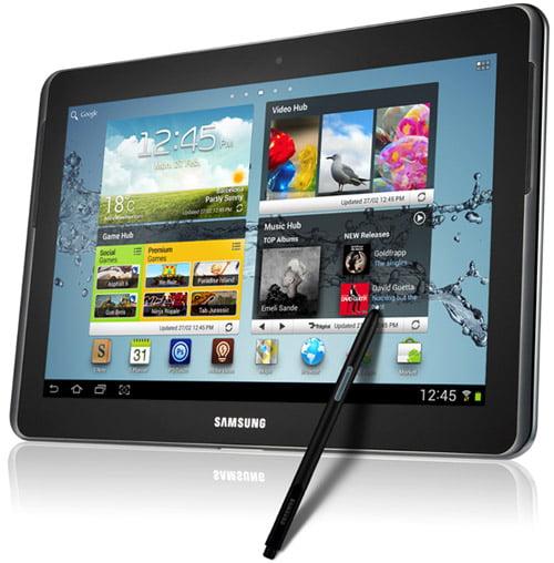 Regina Marii Britanii va avea o tableta Samsung Regina Marii Britanii va avea o tableta Samsung