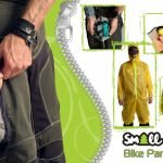 Inventie bulgareasca. Pantalonii speciali pentru bicicleta (VIDEO)