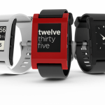 Pebble smart watch. Cum arata cel mai spectaculos ceas inteligent de la CES (VIDEO)