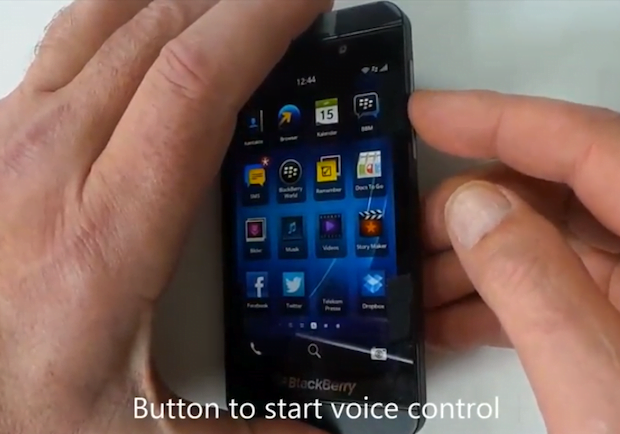 blackberry10voicecontrol