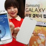 Galaxy Pop. Noul smartphone rebranduit de Samsung (VIDEO)