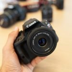 Canon a lansat Rebel SL1, cel mai mic DSLR din lume (VIDEO)