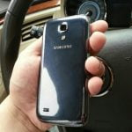 Primele imagini spion cu noul Samsung Galaxy S4 Mini