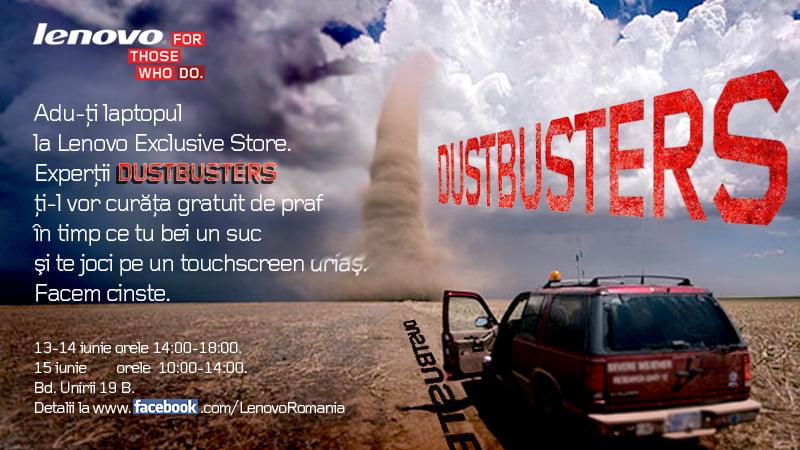 Lenovo DustBusters