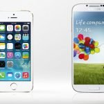 iPhone 5s vs. Galaxy S4, primele comparatii. Care e mai bun?