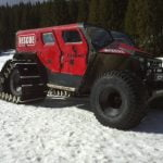 Hummer-ul romanesc Rescue va fi testat de Top Gear (VIDEO)