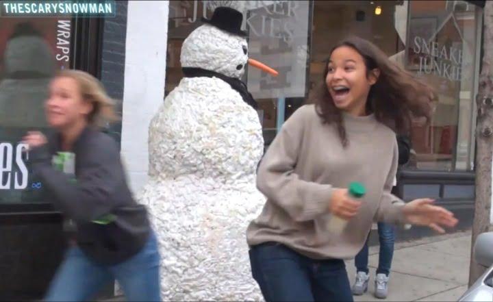 Funny-Snowman-Prank-gadgetreport