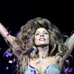 Nu e o gluma. Lady Gaga va sustine un concert in spatiu (VIDEO)
