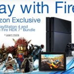 Amazon lanseaza o oferta interesanta. PlayStation 4 si Kindle Fire HDX la pachet (VIDEO)
