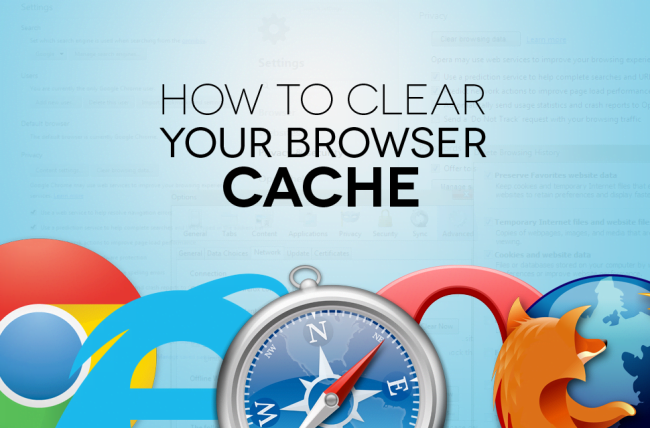cum sa iti cureti datele de pe internet how-to-clear-your-browser-cache-gadgetreport