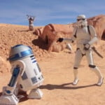 Happy – we are from Tatooine! Cea mai tare parodie cu eroii din Star Wars (VIDEO)