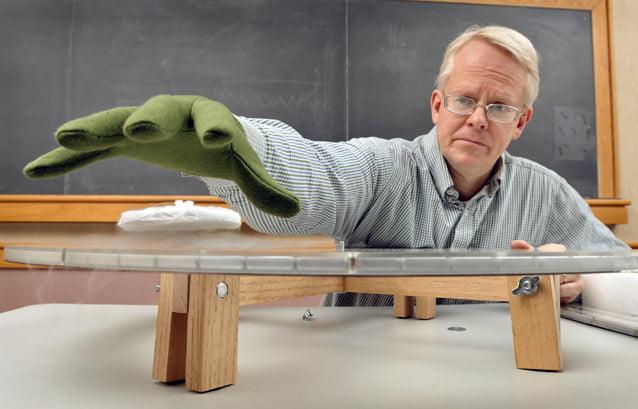 quantum levitator