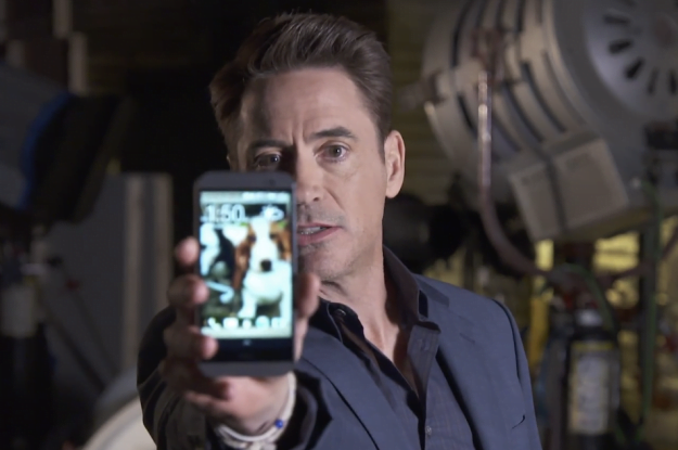 Robert Downey Jr. face cea mai proasta reclama la HTC One M8