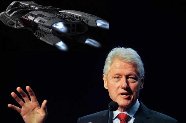 clinton-extraterestrii