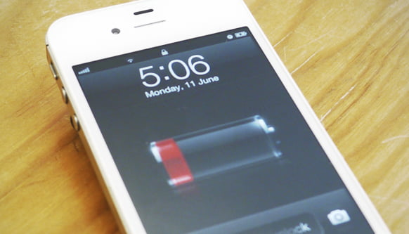 baterie-telefon