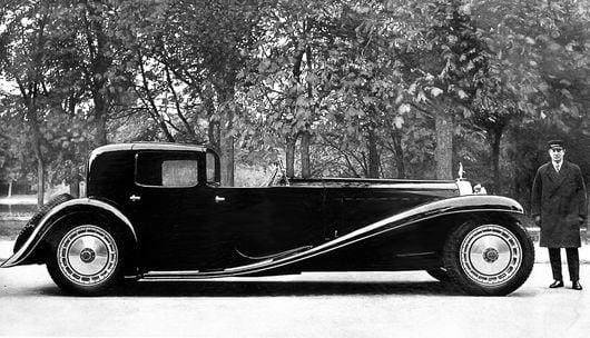 Bugatti T13 Barnfind bugatti-royale