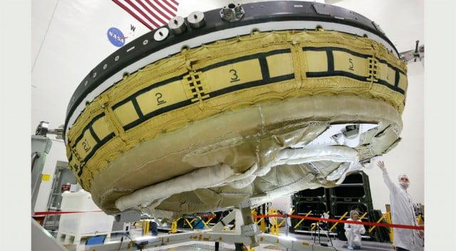 farfuria zburatoare NASA