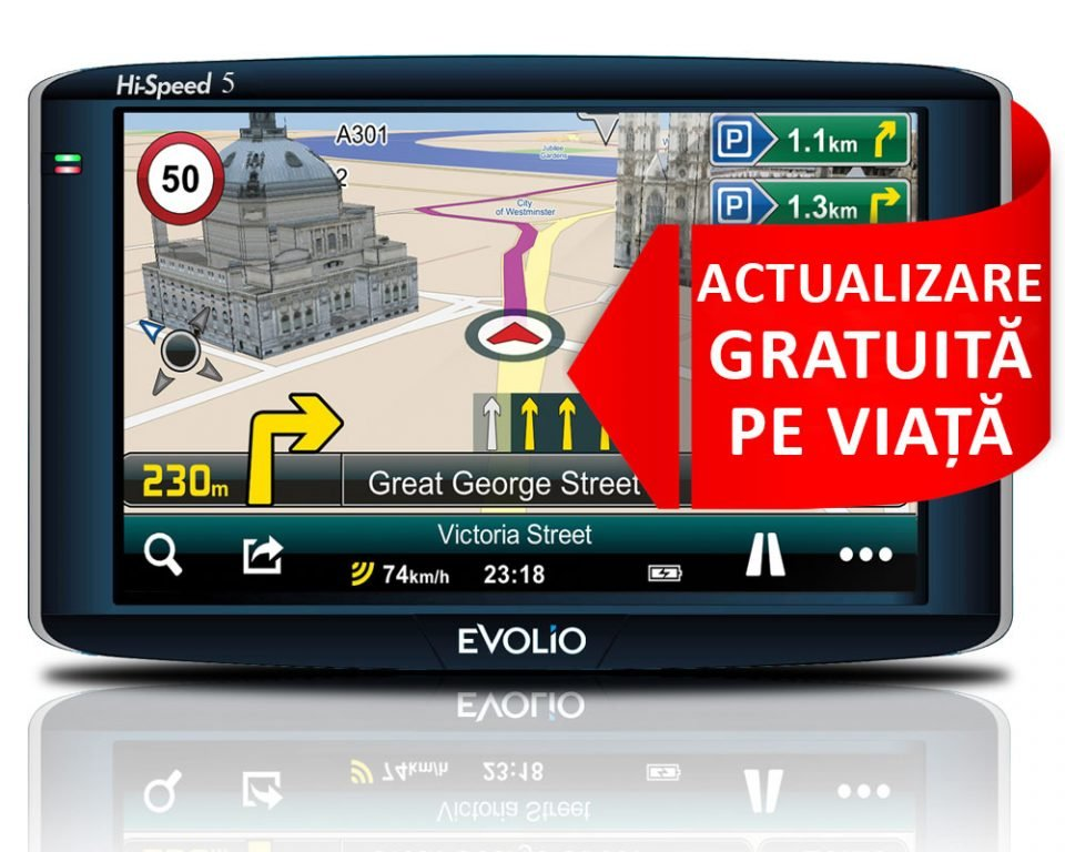 gps-auto-evolio-hi-speed-5.0