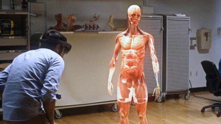 Microsoft HoloLens microsoft-hololens