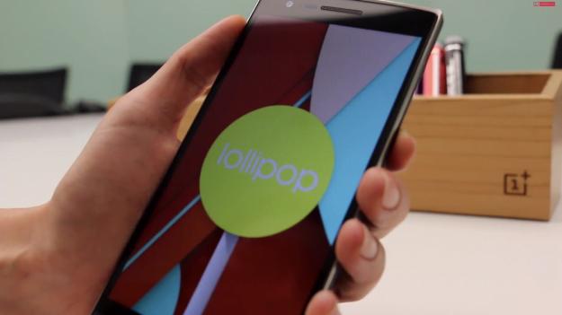 oneplus-one-lollipop