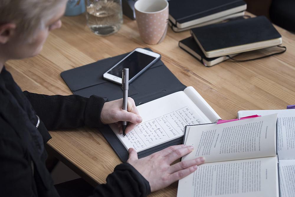 Bamboo Spark. Scrie pe hârtie, salvează pe tabletă!