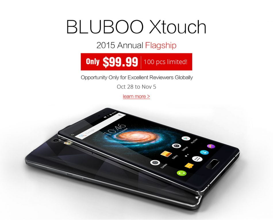 Bluboo Xtouch everbuying.net