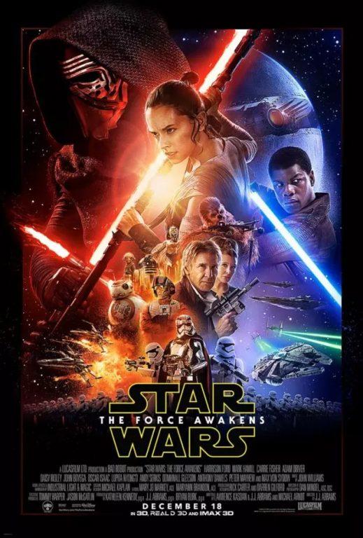 Star Wars-Episode VII – The Force Awakens-afis
