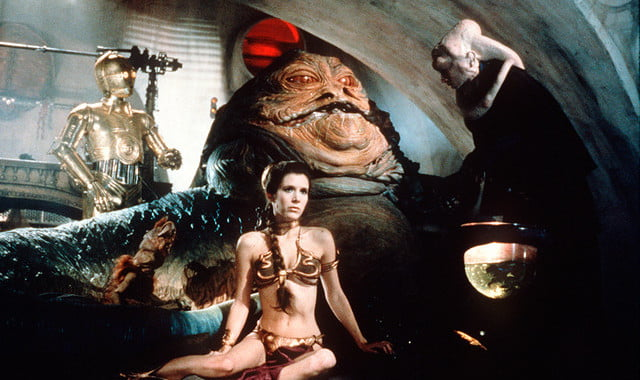 bikinii-Prinţesei-Leia