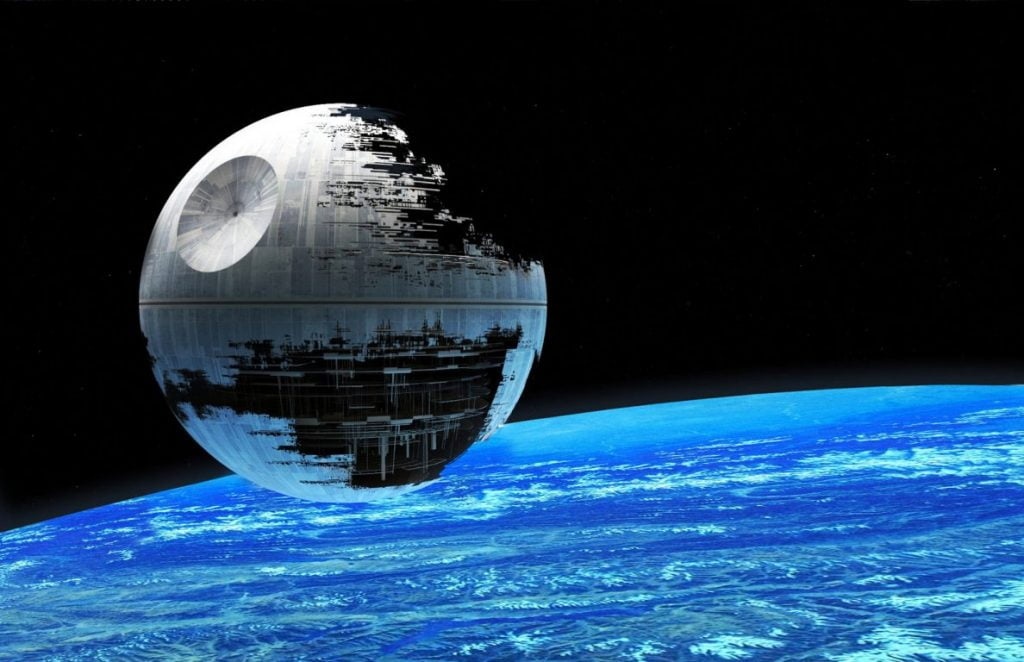 Death Star death-star-gadgetreport