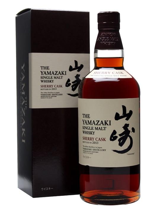 Yamazaki Single Malt Sherry Cask Yamazaki-Single-Malt-Sherry-Cask-wisky