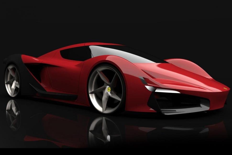 Ferrari 2016 Pret >> Fabulos. Cel mai tare concept Ferrari 2040 | GadgetReport.ro
