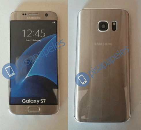 Galaxy S7 imagini spion gadgetreport.ro