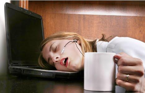Testul somnului aparent! Cum afli simplu dacă eşti prea obosit