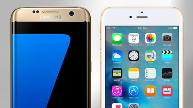 iPhone 6s Plus iPhone-6s-Plus-spulberă-Galaxy-S7-în-teste